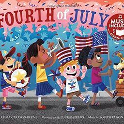 Fourth of July (Holidays in Rhythm and Rhyme)   Amazon (US)
