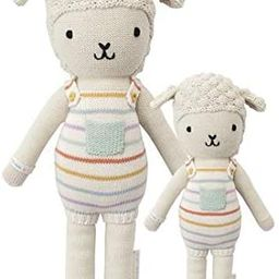 """CUDDLE + KIND Avery The Lamb Regular 20"""" Hand-Knit Doll – 1 Doll = 10 Meals, Fair Trade, Heirlo...   Amazon (US)"""