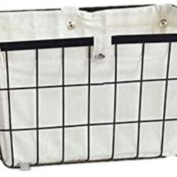 DODXIAOBEUL Handmade -Open Storage Bread Food Basket,Kitchen Cabinet and Pantry Storage Organizer... | Amazon (US)