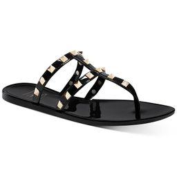 INC Ellie Jelly Flat Sandals, Created for Macy's | Macys (US)