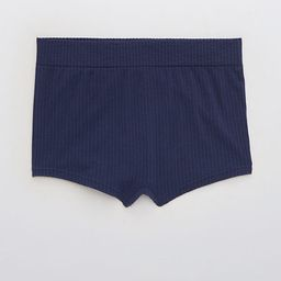 Aerie Ribbed Seamless Boyshort Underwear   American Eagle Outfitters (US & CA)