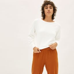 The Lightweight French Terry Crew | Everlane