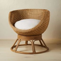 Castilia Rattan Egg Chair Ivory - Opalhouse™ designed with Jungalow™   Target