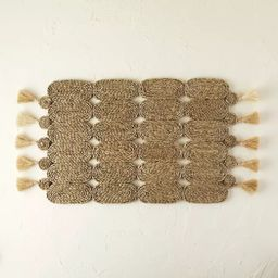 """20""""x32"""" Bath Rug Natural - Opalhouse™ designed with Jungalow™   Target"""