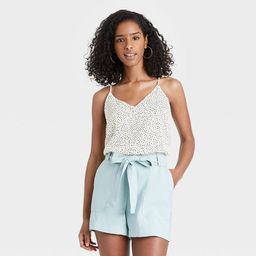 Women's Woven Cami - A New Day™ | Target