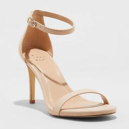 Women's Gillie Stiletto Heeled Pumps - A New Day™   Target