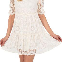 Lace Babydoll Dress | Nordstrom