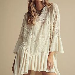 Layered In Lace Swing Dress | Free People (US)