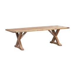 The Grove Indoor/Outdoor Trestle Table – BURKE DECOR | Burke Decor
