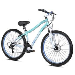 "Genesis 26"" Whirlwind Women's Bike, Teal | Walmart (US)"