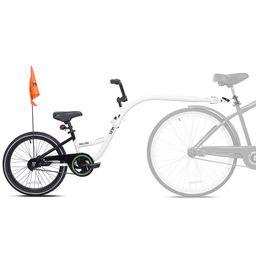KaZAM 20 In. Link Bike Trailer, White | Walmart (US)