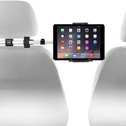 Macally Car Headrest Mount Holder for Apple iPad Pro / Air / Mini, Tablets, Nintendo Switch, iPho... | Amazon (US)