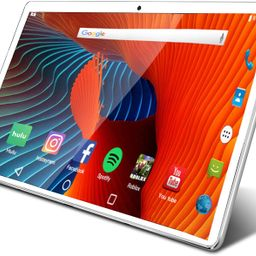 Tablet 10.1 inch Android Tablet with 2GB+32GB, 3G Phone Tablets & Dual Sim Card & 2MP+ 5MP Dual C... | Amazon (US)