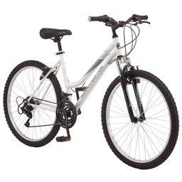 "Roadmaster 26"" Granite Peak Women's Mountain Bike, White New 2021 Pro | Walmart (US)"