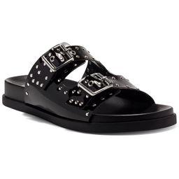 Women's Pavey Studded Slide Sandals | Macys (US)