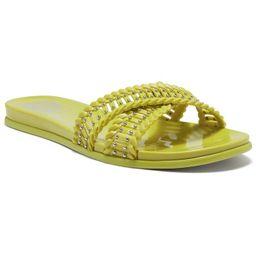 Women's Erindra Embellished Jelly Slide Sandals | Macys (US)