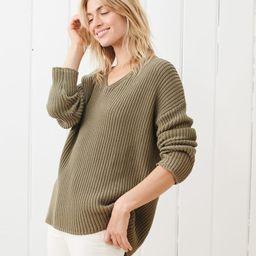 Cotton Cabin Sweater   Jenni Kayne