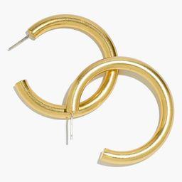 Chunky Large Hoop Earrings | Nordstrom