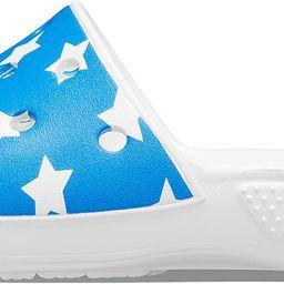 Crocs Men's and Women's Classic Slide Sandals | Slip On Shoes | Water Shoes | Amazon (US)