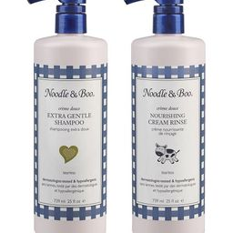 Nourishing 25-Oz. Cream Rinse & Extra Gentle 25-Oz. Shampoo Set | Zulily
