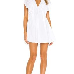 Mes Demoiselles Calixte Top in White. - size 36/4 (also in 34/2, 38/6) | Revolve Clothing (Global)
