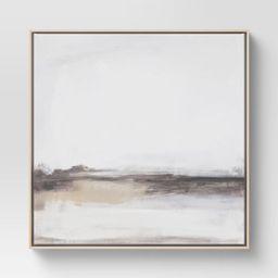 "24"" x 24"" Tourmaline Framed Canvas - Project 62™ | Target"