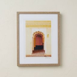 """16"""" x 20"""" Archway Framed Wall Art - Opalhouse™ designed with Jungalow™   Target"""