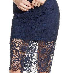 Eriella Off the Shoulder Lace Dress | Nordstrom