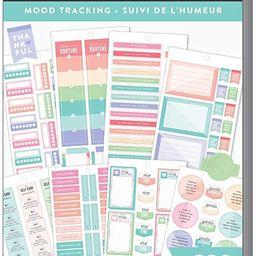 The Happy Planner Value Pack Sticker Sheets - Scrapbooking Supplies - Mood Tracker & Mental Healt... | Amazon (US)
