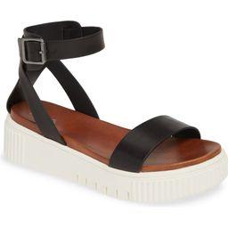Lunna Platform Ankle Strap Sandal | Nordstrom