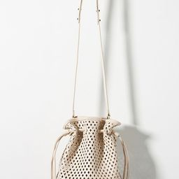Perforated Bucket Bag   Anthropologie (US)