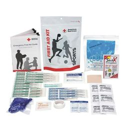 First Aid Sports Pouch, Convenient and economical pack of 29 pieces By First Aid Only   Walmart (US)