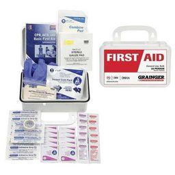 First Aid Kit,General Purpose,69 pcs.   Walmart (US)