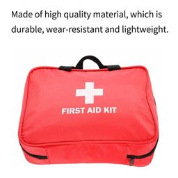 OTVIAP Red First Aid Bag, First Responder Bag, Home For Travel Office For Sport   Walmart (US)