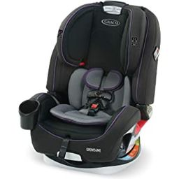 Graco Grows4Me 4 in 1 Car Seat, Infant to Toddler Car Seat with 4 Modes, Vega | Amazon (US)