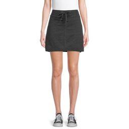 Silverwear Women's Active French Terry Skort with Pockets | Walmart (US)