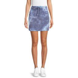 Silverwear Women's Active Tie Dye Drawstring Skort | Walmart (US)