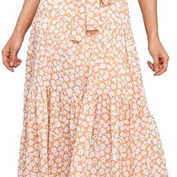 Lantina Summer Maxi Dress for Women 2021   Amazon (US)