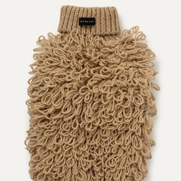 Curly Knit Jumper   max-bone