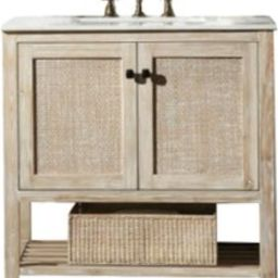 "Legion Furniture 36"" Bathroom Vanity Set   Wayfair North America"