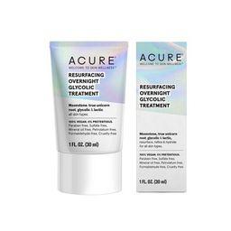 Acure Resurfacing Overnight Glycolic Treatment - 1 fl oz   Target
