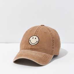 AE Smiley Baseball Hat | American Eagle Outfitters (US & CA)