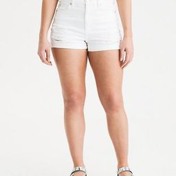 AE Curvy High-Waisted Short Short   American Eagle Outfitters (US & CA)