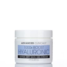 Hyaluronic Gel Face Cream   Advanced Clinicals