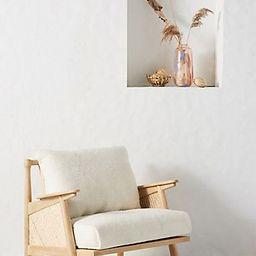 Linen Cane Chair   Anthropologie (US)