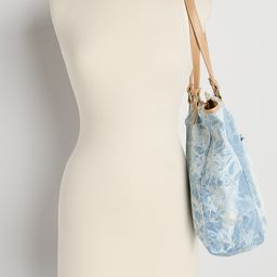 Blue Tie Dye Tote | Maurices