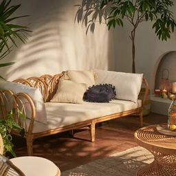 Melody Rattan Daybed   Urban Outfitters (US and RoW)
