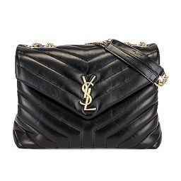 Medium Loulou Chain Bag | FWRD