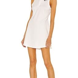 Nike Victory Polo Dress in White from Revolve.com | Revolve Clothing (Global)