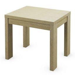 Costway European Style End Table Coffee Table Nightstand Bedroom Living Room Oak/Walnut | Target
